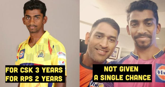 5 Players MS Dhoni never used in the XI despite being in the squad
