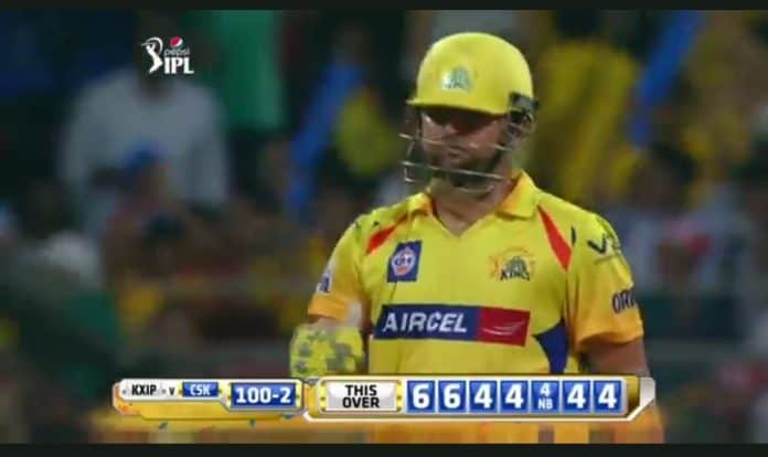 Suresh Raina blows away Kings XI Punjab with a whirlwind knock of 87 runs