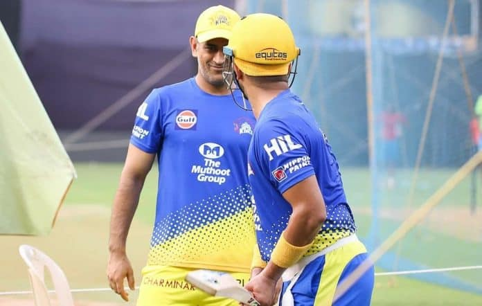 3 players who can captain Chennai Super Kings in the absence of MS Dhoni