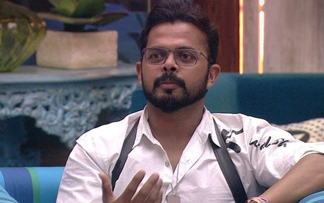 Sreesanth in Bigg Boss