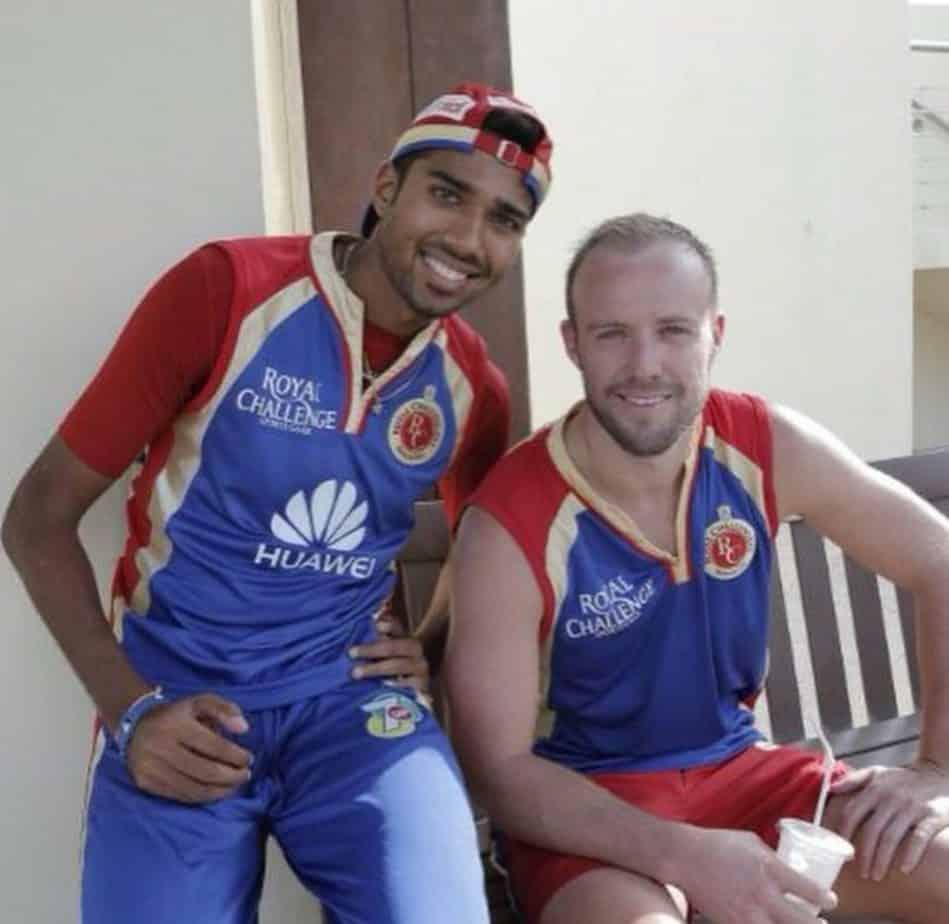 Sandeep Warrier in IPL
