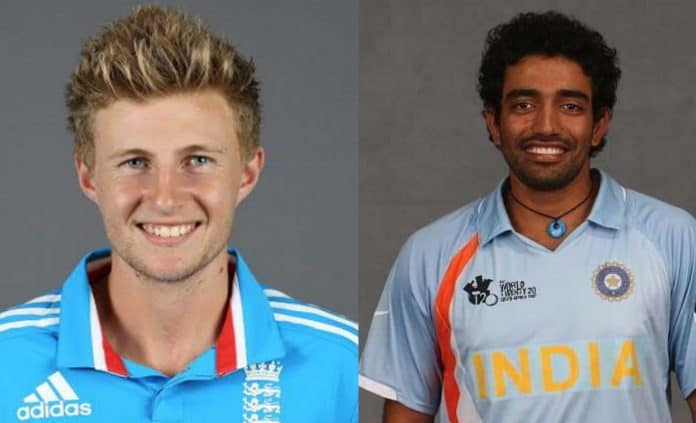 Root and Uthappa T20I