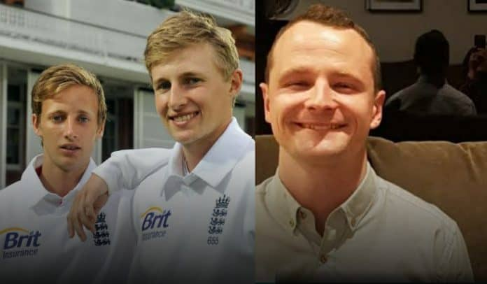 Joe Root,Billy Root and Jogan Williamson
