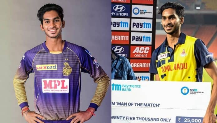 M Siddharth IPL