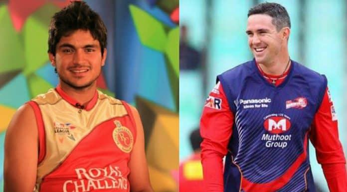 Manish Pandey and Kevin Pietersen IPL