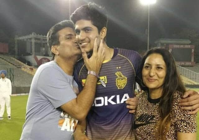 Shubman Gill's father