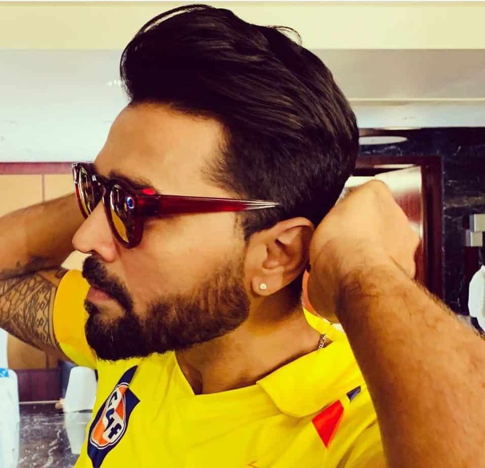 M Vijay Played When Suresh Raina Captained CSK