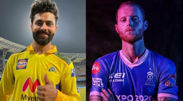 Ravindra Jadeja and Ben Stokes Captain In IPL 2022