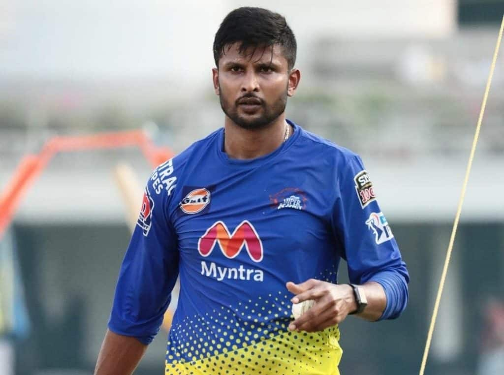Sunrisers Hyderabad tried Krishnappa Gowtham
