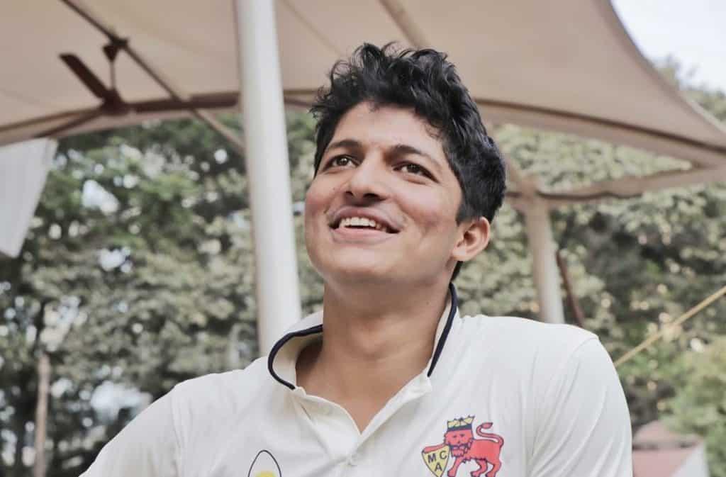 Wasim Jaffer's nephew Armaan Jaffer playing Domestic Cricket