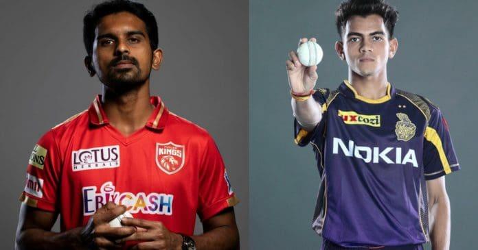 Kamlesh Nagarkoti and Murugan Ashwin IPL