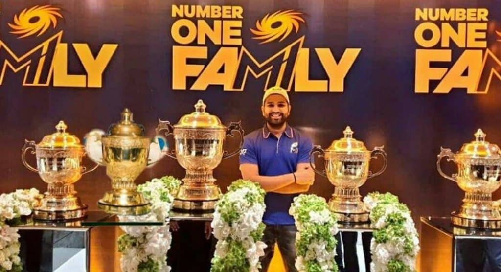 Rohit Sharma top candidate for the King of IPL title