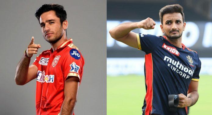 Ravi Bishnoi and Harshal Patel IPL