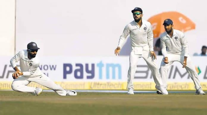Team India Fielding