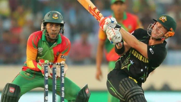Australia vs Bangladesh T20I series