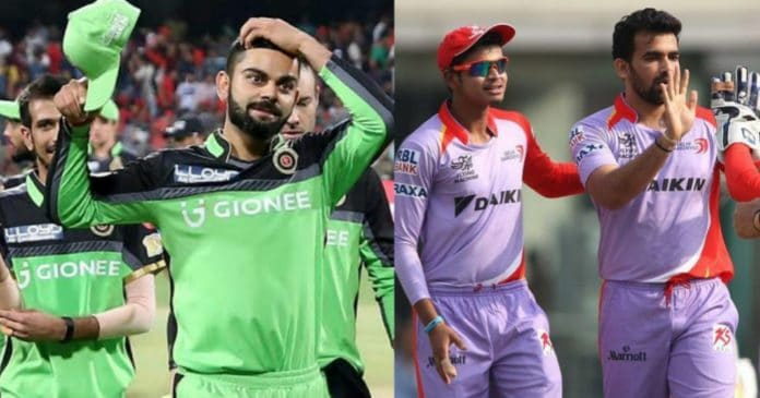 RCB and DC