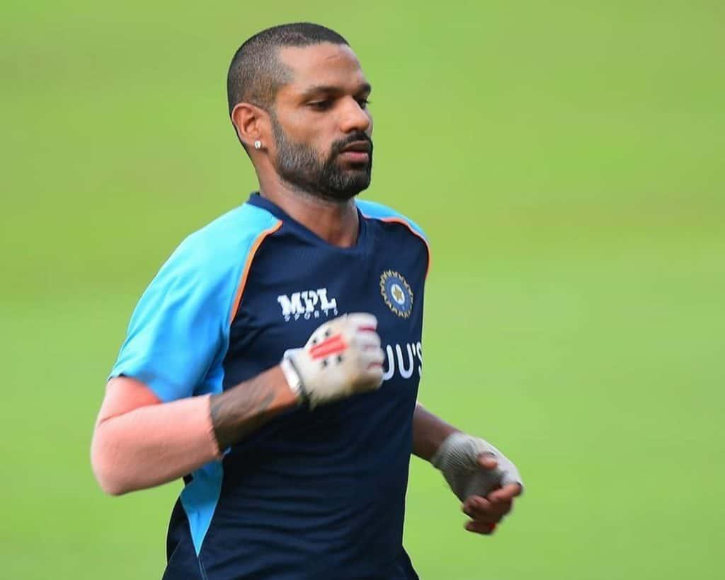 Shikhar Dhawan T20I