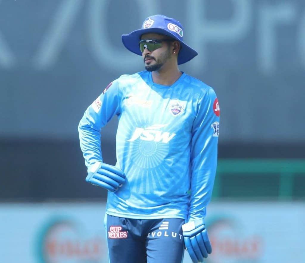 Shreyas Iyer T20 World Cup